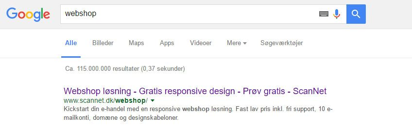 Marketing og SEO